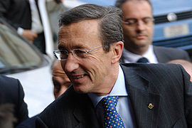 Gianfranco Fini, Parlamentspraesident